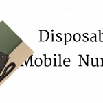 Disposable Mobile Number Working (Updated in 2020)