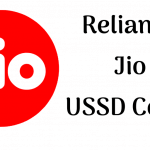 Reliance Jio USSD Codes (Verified) 2019